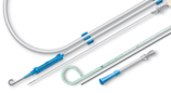 UROMED Nephrostomy Pigtail Catheter Set »PURgreen®«, two-step-technique